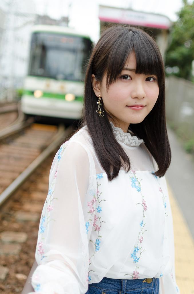 2018/4/15 マシュマロ撮影会 白石りさ 1
