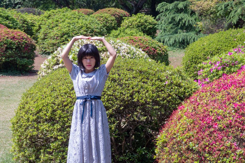 2018/4/29 新宿御苑 橘あるひ 8
