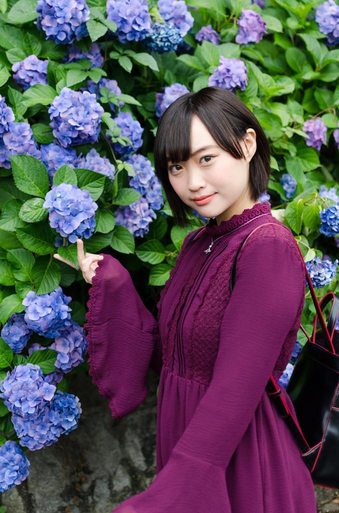 2018/6/16 飛鳥山公園 桜田るか 1