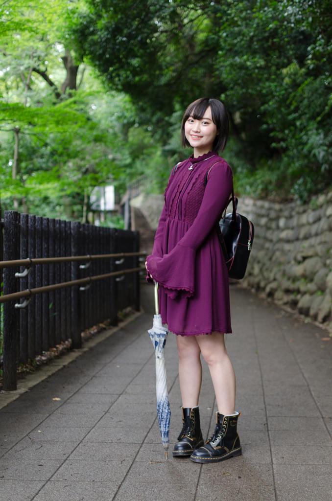 2018/6/16 飛鳥山公園 桜田るか 10