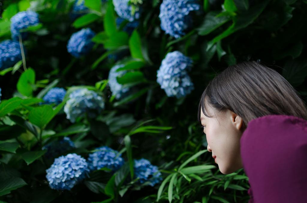 2018/6/16 飛鳥山公園 桜田るか 2