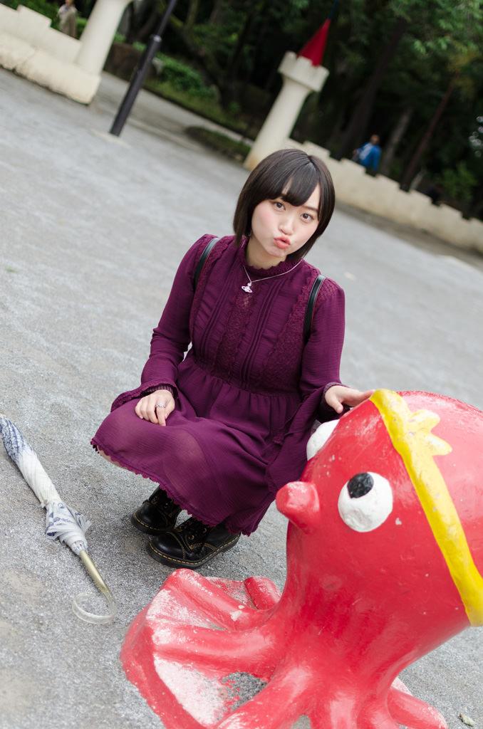 2018/6/16 飛鳥山公園 桜田るか 6
