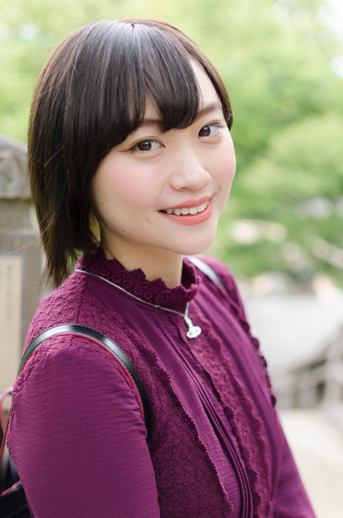 2018/6/16 飛鳥山公園 桜田るか 8