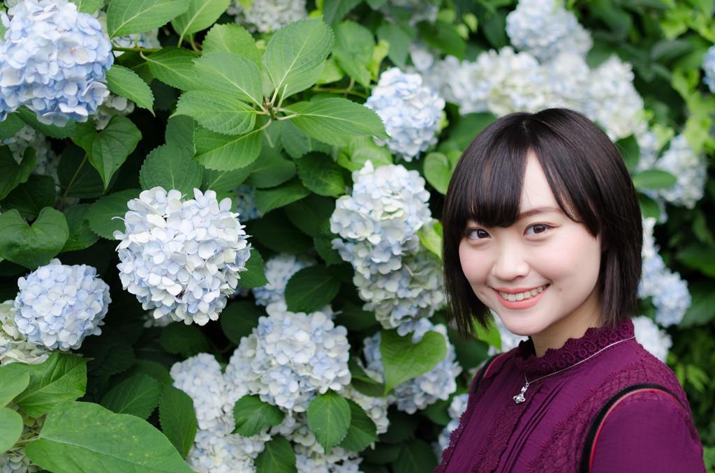 2018/6/16 飛鳥山公園 桜田るか 9