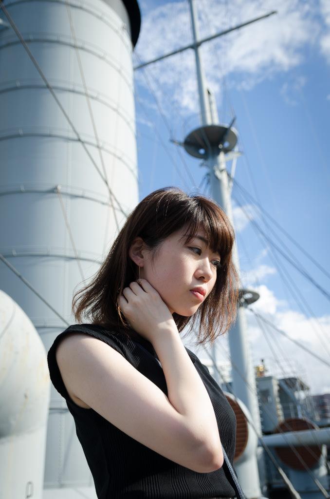 2018/9/9 マシュマロ撮影会 横須賀 小関美穂 1