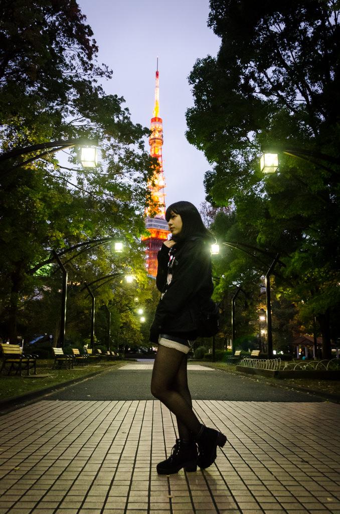 2018/11/18 スタジオロット 東京タワー 笑輝ちひろ 4