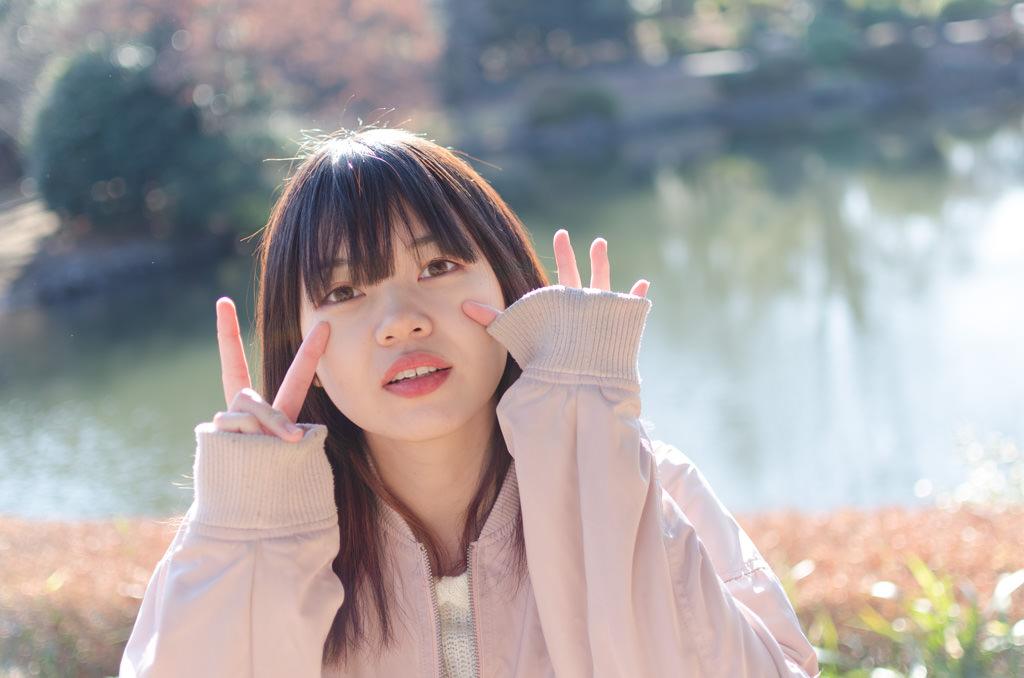 2019/1/14 新宿御苑 笑輝ちひろ 10