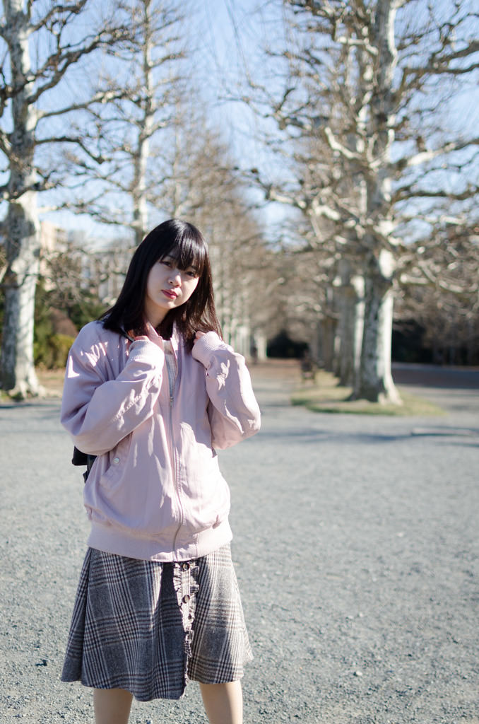 2019/1/14 新宿御苑 笑輝ちひろ 3