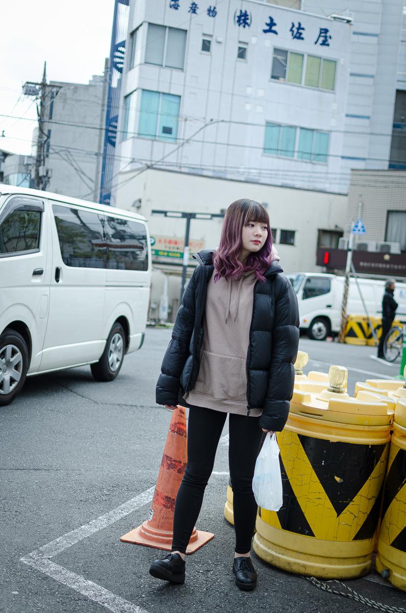 2020/3/17 雪 下北沢 1