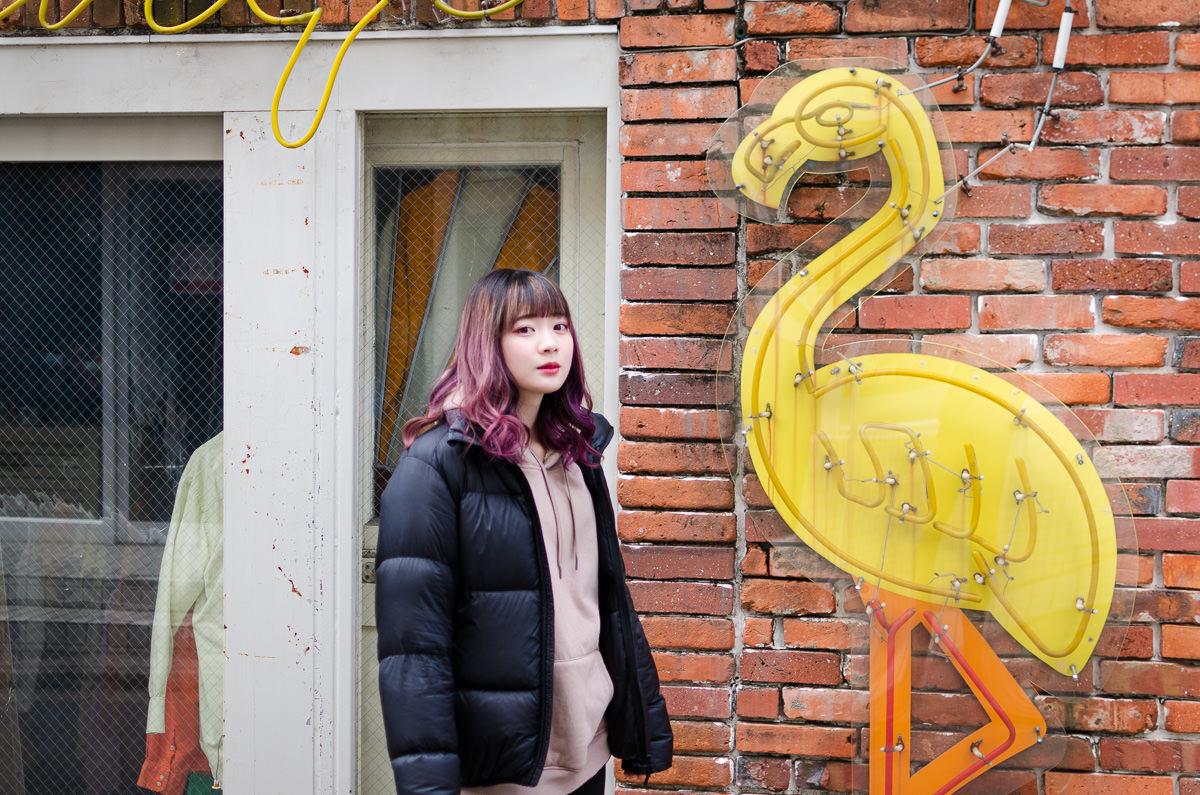 2020/3/17 雪 下北沢 2