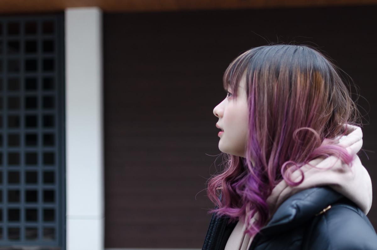 2020/3/17 雪 下北沢 3