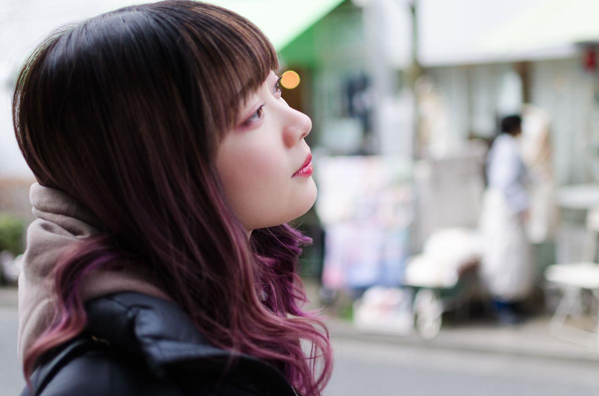 2020/3/17 雪 下北沢 7