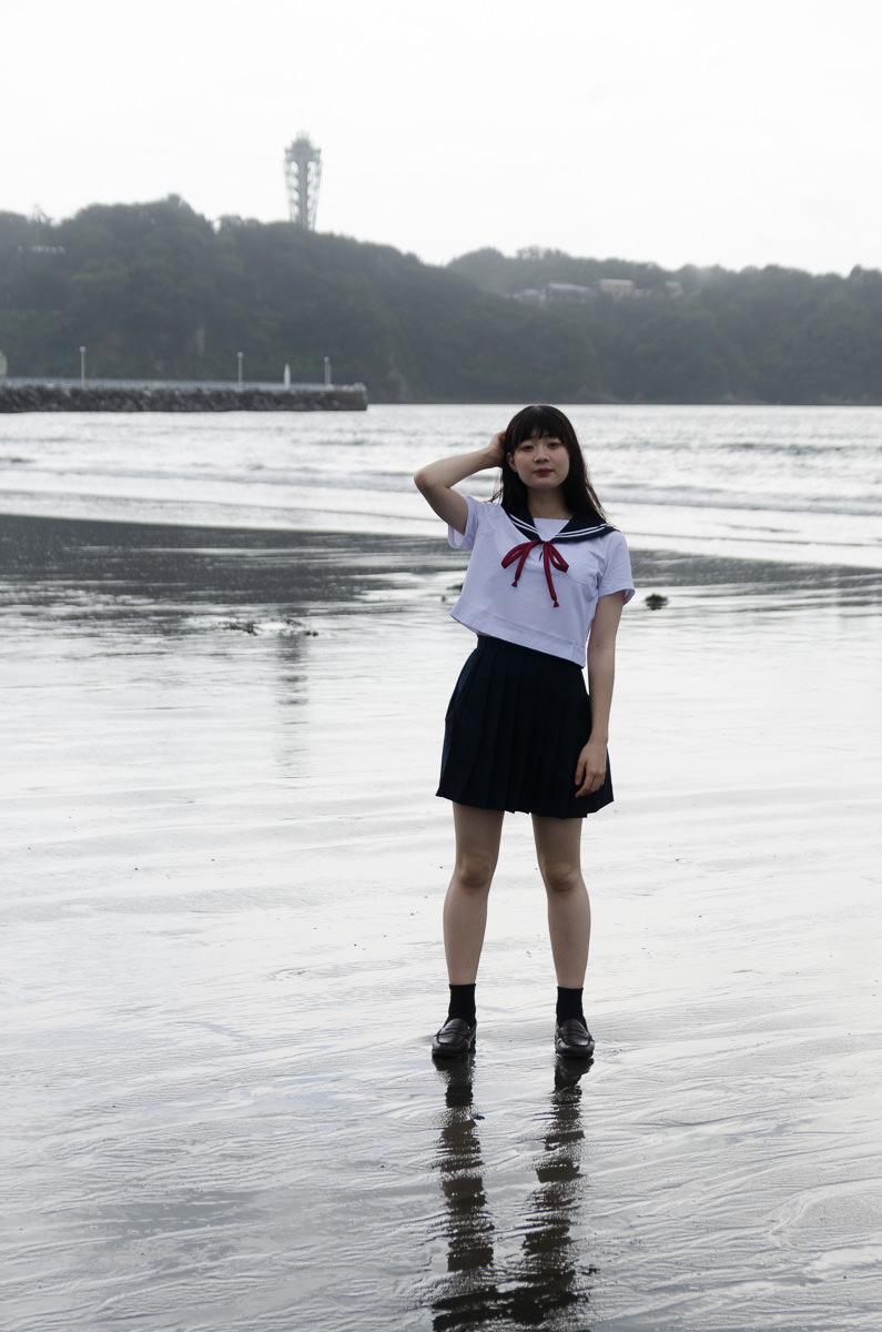 2020/7/15 江の島 小町雪 6