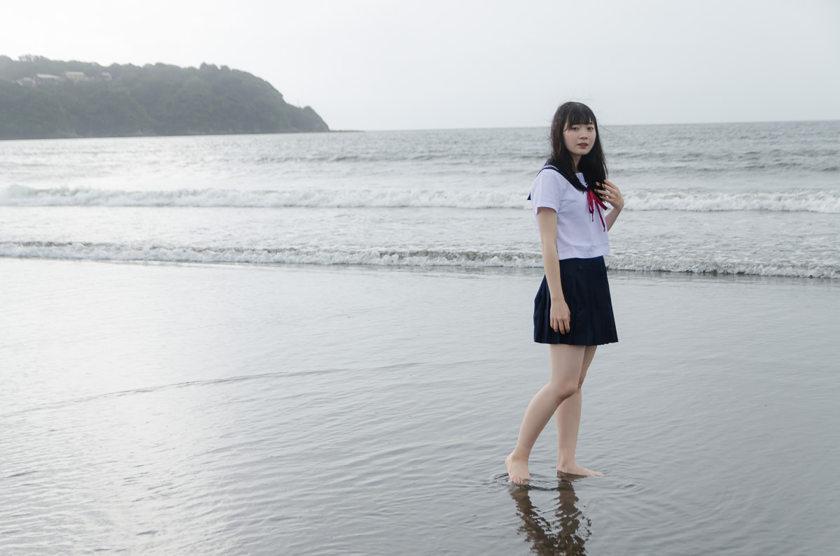 2020/7/15 江の島 小町雪 8