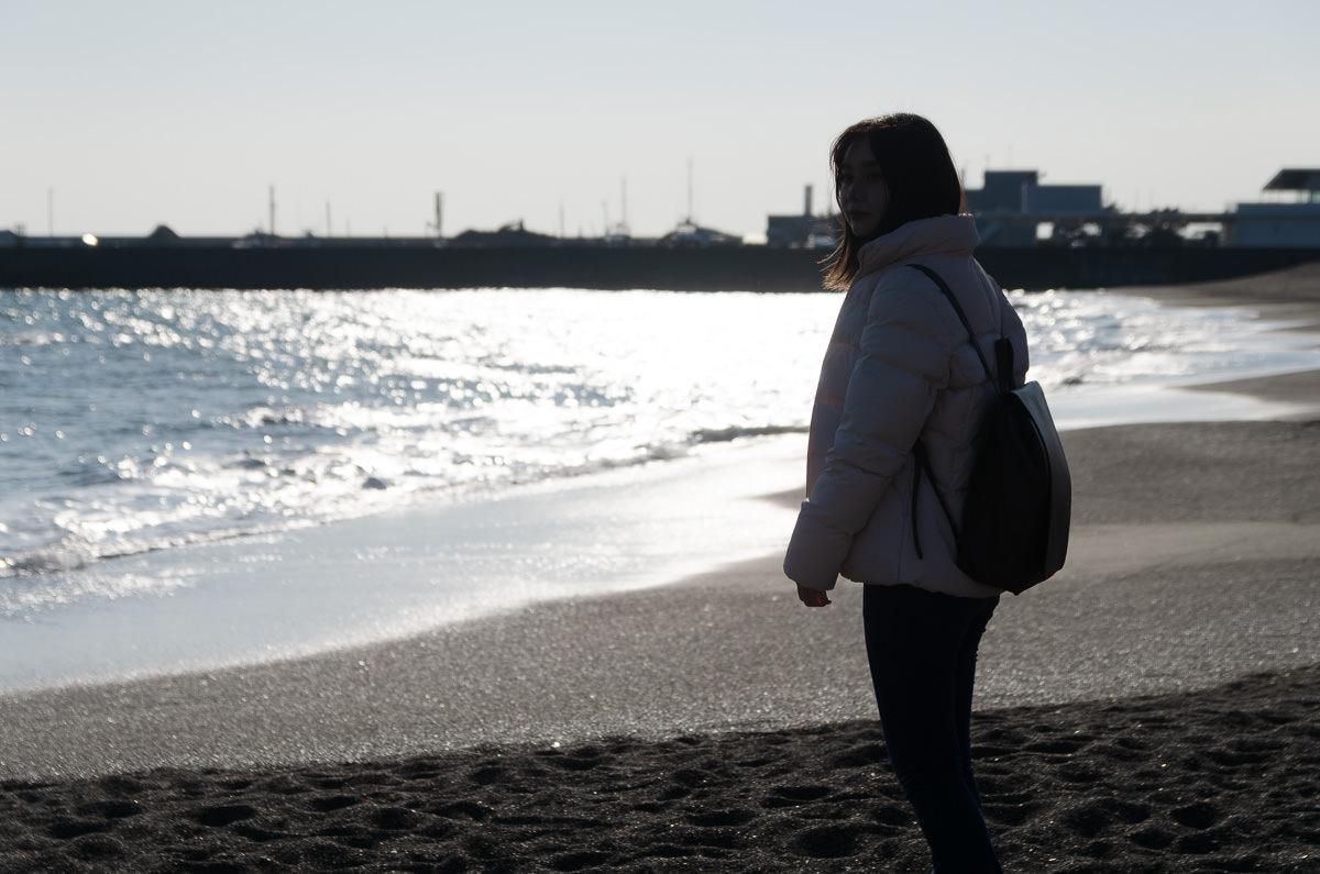 2020/12/10 大磯 一寸木美岬 2