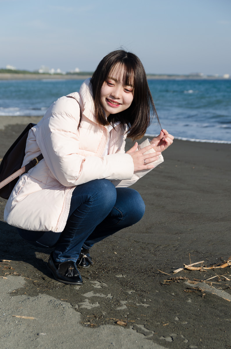 2020/12/10 大磯 一寸木美岬 3