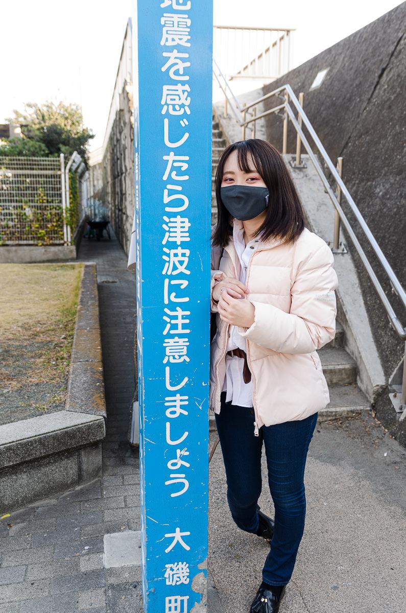 2020/12/10 大磯 一寸木美岬 8